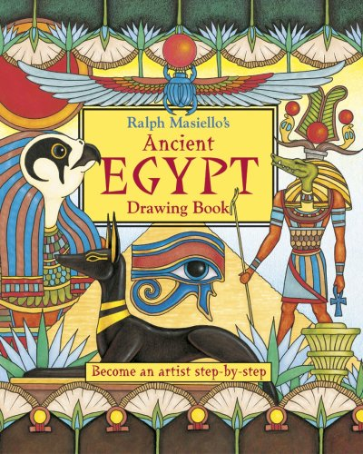 Ralph Masiello's Ancient Egypt Drawing Book by Ralph Masiello (2008)