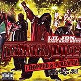 echange, troc Lil Jon & East Side Boyz - Crunk Juice: Chopped & Screwed