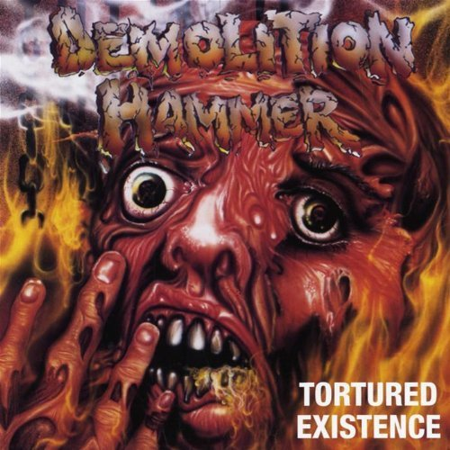 Totured Existence Import Edition by Demolition Hammer (2008) Audio CD