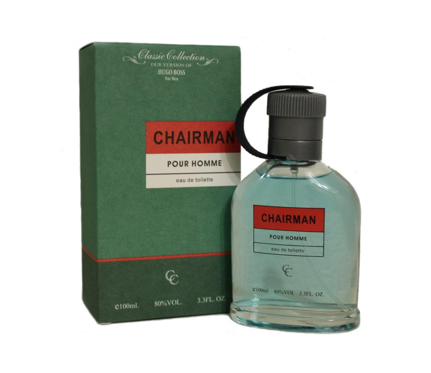 Boss Chairman Pour Homme Mens Perfume Eau De Toilette 100ml/3.3oz (Imitation)