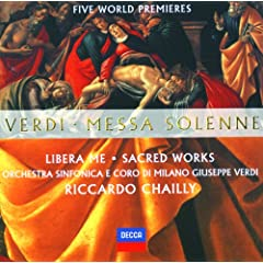 Verdi: Messa da Rossini - 1869 Version - Libera Me, Domine