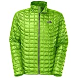The North Face Men's ThermoBall Full Zip Insulated Jacket, Scottish Moss Green, X-Large