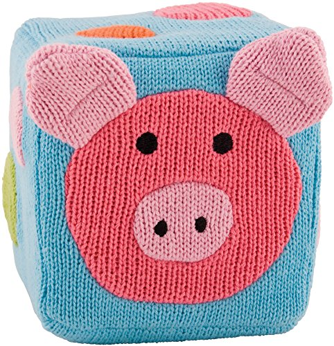 K'NIT Block - Pig