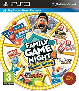 Family Game Night 4: The Game Show (Sony PS3) [Import UK]