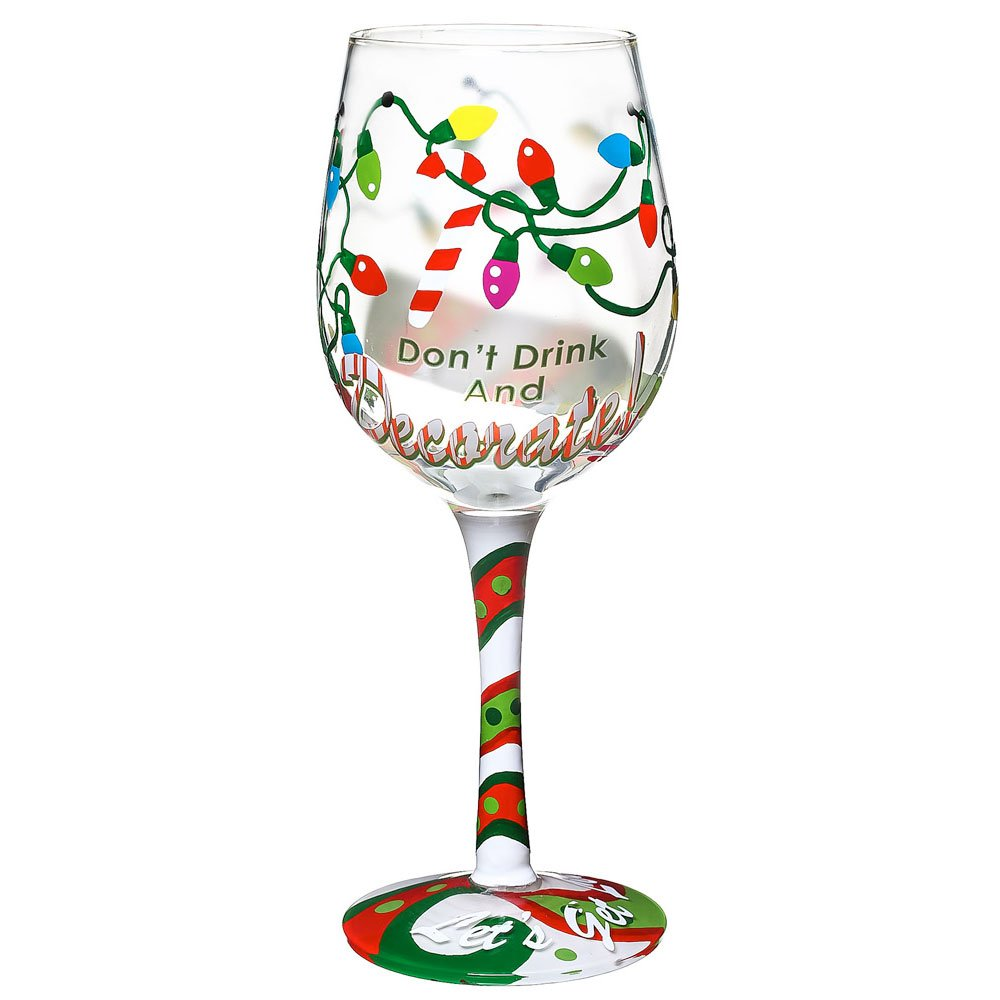 christmas wine glasses page two christmas wikii