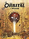 Orbital, tome 7 : Implosion par Runberg