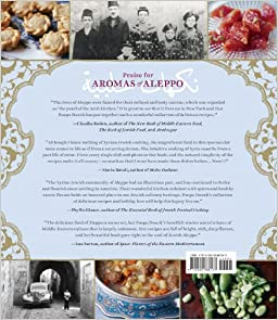 Aromas Of Aleppo The Legendary Cuisine Of Syrian Jews border=
