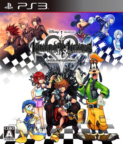  -HD 1.5 -:KINGDOM HEARTS for PC 
