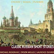 Classic Russian Short Stories   [Anton Chekhov, Nikolai Gogol]