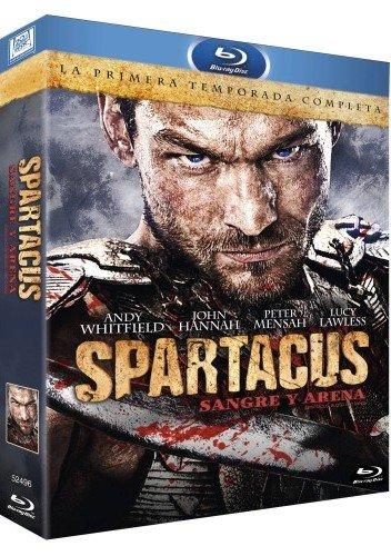 spartacus blood and sand deutsch