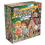 Jumbo Knibbel Knabbel Knuisje - Juego de tablero (Multi)