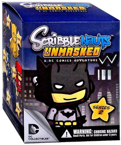 DC Collectibles Scribblenauts Unmasked Series 2 Mystery Pack
