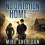 No Direction Home: Eastwood, Book Two | Mike Sheridan