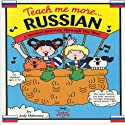 Teach Me More Russian Audiobook by Judy R Mahoney Narrated by Asya Mikhailenko