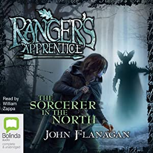 The Sorcerer in the North Audiobook