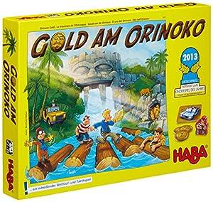 Haba 4933 - Gold am Orinoko von Bernhard Weber