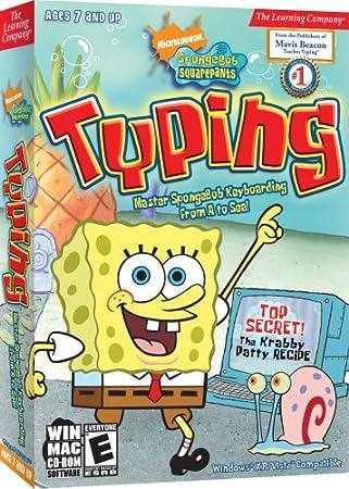 SpongeBob Squarepants Typing