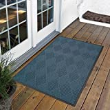 NoTrax Opus Indoor/Outdoor Rug - Slate Blue