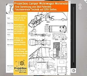 Camper Wohnwagen Wohnmobil: Deine Projektbox inkl. 344 Original-Patenten bringt Dich mit Spaß hinter die Geheimnisse der Technik!