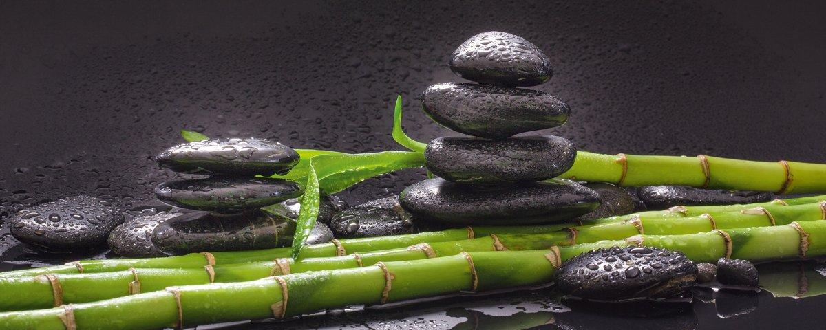 Eurographics DGUWE1024 Deco Glass, Glasbild, Growing Stones, 50 x 125 cm    Kundenbewertung und Beschreibung