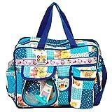 #6: Bey Bee - Mama's Bag {Diaper Bag} (Dark Blue)