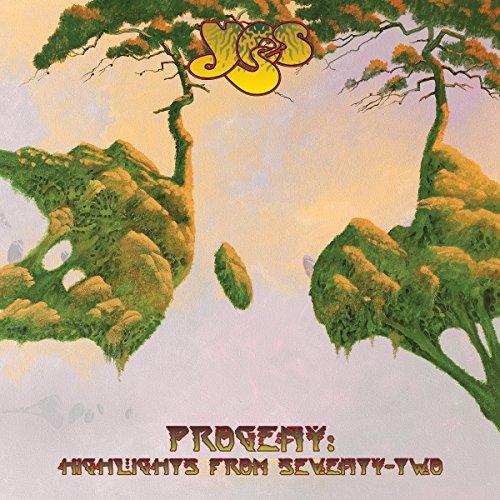 Yes - Progeny: Highlights From Seventy-two (2cd) - Lyrics2You