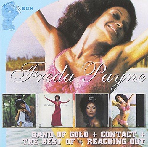Freda Payne - Band Of Gold + Contact + Reaching Out.plus - Freda Payne - Zortam Music