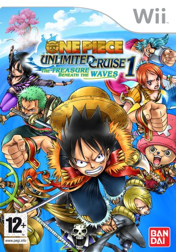 One Piece: Unlimited Cruise Pt. 1 (Wii)