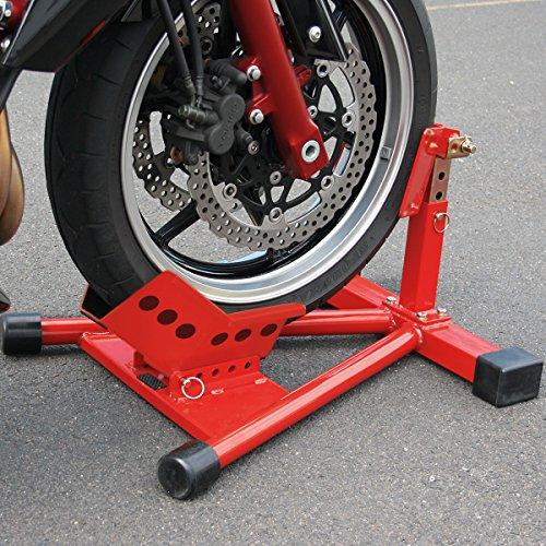 Motorradständer Montageständer Motorrad-Wippe Motorradwippe Transportständer