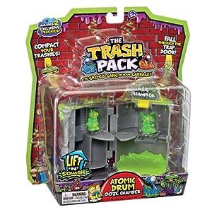Amazon.com: The Trash Pack 'Trashies' Atomic Drum Ooze