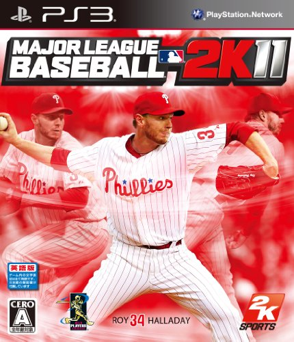 �ƥ����ġ������󥿥饯�ƥ��� [PS3] Major League Baseball 2K11 BLJS-10112 �μ̿�