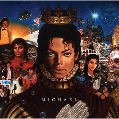 『MICHAEL』Michael Jackson Open Amazon.co.jp