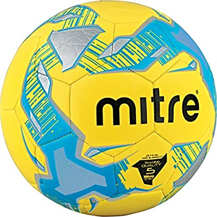 Mitre-Impel-#5-Yellow-Soccer-Ball,-Size-5/Yellow
