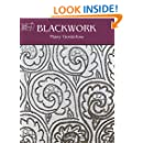 Blackwork (Dover Embroidery, Needlepoint)