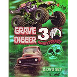 Grave Digger 30th Anniversary 2 DVD Set