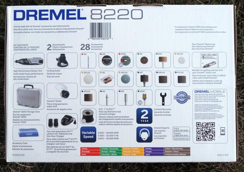 Best Deals Dremel 8220 2 28 12 Volt Max Cordless Rotary