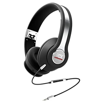 MTX iX1 Casque audio Noir