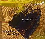 Love Songs, dedicated to ensemble rec...