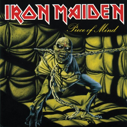Iron Maiden - Piece Of Mind Lp - Zortam Music