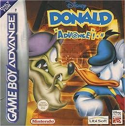 Disney's Donald Duck Advance