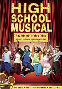 "Cover of ""High School Musical (Encore Edi..."