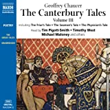 The Canterbury Tales III: Modern English Verse Translation