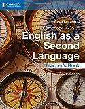 Cambridge IGCSE® English as a Second Language Teacher's Book (Cambridge International IGCSE)