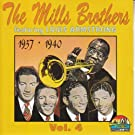 The Mills Brothers, Vol. 4 (feat. Louis Armstrong) [Giants of Jazz]