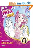 Mia and me - Mein gro�es Malbuch