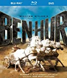 Ben-Hur (50th Anniversary Blu-ray/DVD Combo Pack) [Blu-ray]