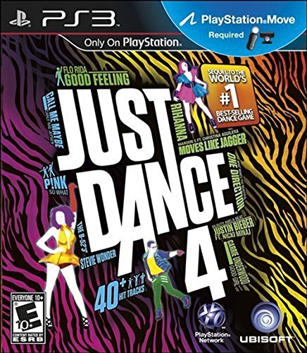Just Dance 4 - Playstation 3 front-309831