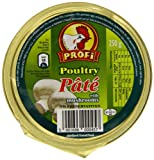 Profi Chicken Pate with Mushroom 250 g (Pack of 12)