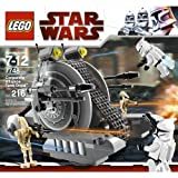 61hmfxOJfqL. SL160  LEGO Star Wars Corporate Alliance Tank Droid (7748)
