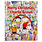Merry Christmas, Charlie Brown Look and Find Book